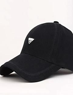 Chapéu Resistente Raios Ultravioleta Unissexo Basebal Verão Cinzento Preto Azul Verde Militar Cáqui Escuro-Esportivo®