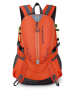 35 L Hiking & Backpacking Pack Daypack Cycling Backpack BackpackClimbing Leisure Sports Traveling Snow Sports Running Camping & Hiking
