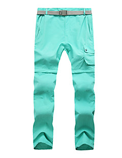 Women Outdoor Sports Casual Trousers Quick-Drying Hiking Waterproof Removable Shorts Beach Pants(More Colors)