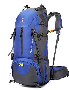 60 L rygsæk Rygsæk pakker Rygsække til dagture Travel Organizer Campering & Vandring Klatring Fornøjelse Sport RejseUdendørs Ydeevne