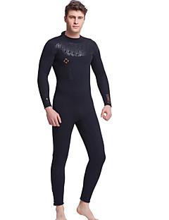 Dive & Sail® Femme Homme 5mm Combinaison  Intégrale Combinaison de plongéeEtanche Respirable Garder au chaud Séchage rapide Résistant aux
