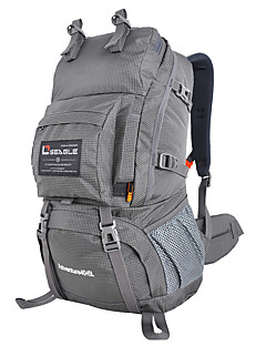 45 L バックパッキング用バックパック 登山 キャンピング&ハイキング 防水 防雨 耐久性 多機能の ナイロン メッシュ OSEAGLE