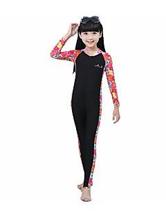 Bluedive Enfant Costumes humides Combinaison de plongée Combinaison  IntégraleGarder au chaud Séchage rapide Résistant aux ultraviolets