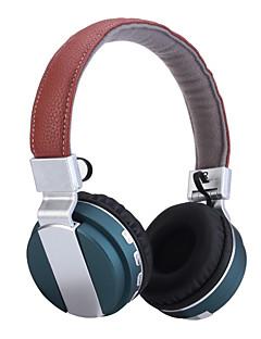 headset bezdrátová skládací skládací stereo sluchátka s mikrofonem potlačení šumu& dobíjecí lithium-iontová baterie