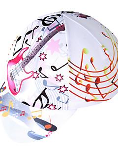 כובע אופנייים נושם ייבוש מהיר עמיד מבודד מגביל חיידקים מפחית שפשופים תומך זיעה רך קרם הגנה לנשים לגברים יוניסקס לבן טרילן