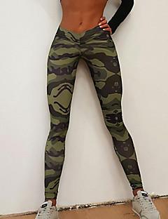 Vrouw Print Legging,Polyester