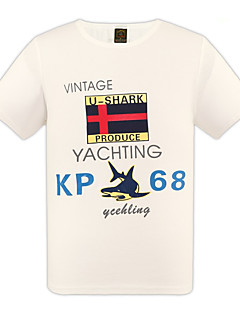 U&Shark Men's Fine Cotton Short Sleeve T- Shirt /TX-120
