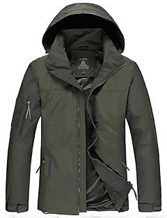 Men Outdoor Hiking Softshell Jacket Waterproof Breathable Jackets Windproof Spring Casual Jacket Coat Fashion Overcoat