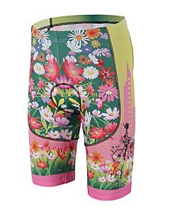 Miloto Biciklističke kratke hlače s jastučićima Žene Muškarci Dječji Bicikl Podstavljene kratke hlačeKompresija Pad 3D Pojačana