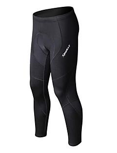 SPAKCT® Homens Corrida Meia-calça Respirável Secagem Rápida Fecho YKK Outono Inverno Exercício e Atividade Física Corridas Corrida100%
