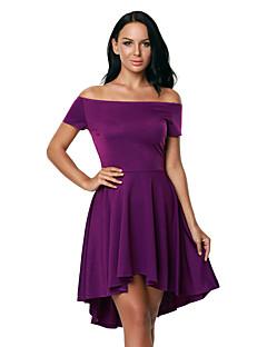 Women's Rosy All The Rage Skater Dress