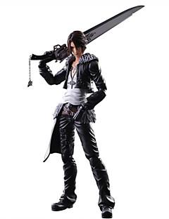 Figuras de Ação Anime Inspirado por Final Fantasy Squall PVC 28 CM modelo Brinquedos Boneca de Brinquedo