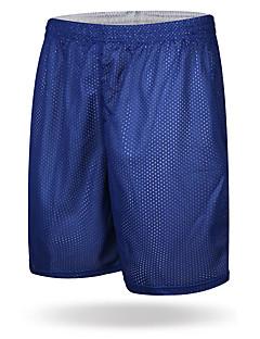 Pánské Spodní část oděvu Fitness Dostihy Prodyšné Léto Zelená Černá Modrá