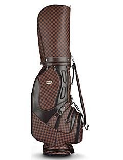 Golfbag britische Art für Männer T-Shirt Golf-Sets für den Golfsport dauerhaft wateproof pu
