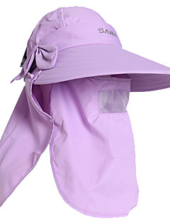 Women's Hat Breathable Windproof Comfortable Nylon Tactel Camping / Hiking Climbing Leisure Sports Running