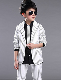 Boys' Casual/Daily Solid Suit & Blazer,Others Spring Fall ¾ Sleeve