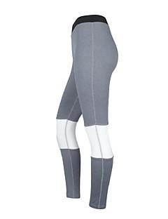 calças de yoga Calças Respirável Compressão Redutor de Suor Confortável Natural Com Elástico Moda Esportiva Cinzento MulheresIoga Pilates