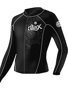SLINX® Unisex 2mm Märkäpuvut Märkäpuku takki Pidä lämpimänä Ultraviolettisäteilyn kestävä Puristus Tactel Märkäpuku Sukelluspuvut-