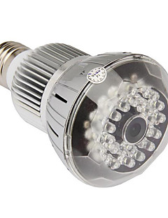 HD 1080P Wifi Camera E27 LED Bulb Motion Detection Support PC Tablet Phones