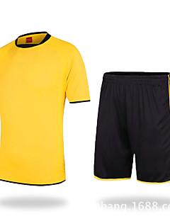 Enfant Football Survêtement Respirable Confortable Eté Sport Térylène Football