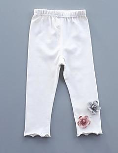 Baby Hose-Lässig/Alltäglich Blumen Baumwolle Frühling Herbst