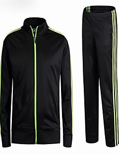 Unisexe Football Ensemble de Vêtements Vestimentaire Respirable Confortable Printemps Hiver Automne Couleur Pleine Football