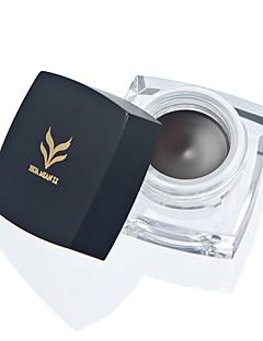 Lápis de Olho Bálsamo Molhado Gloss Colorido Cobertura Longa Duração Natural Prova-de-Água Olhos 12