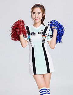 Devemos trajes de torcedores vestir o desempenho das mulheres Fêmea de futebol poliéster
