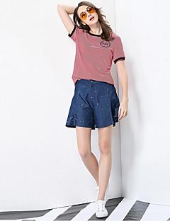 Femme Sexy Taille Basse Micro-élastique Ample Pantalon,Large