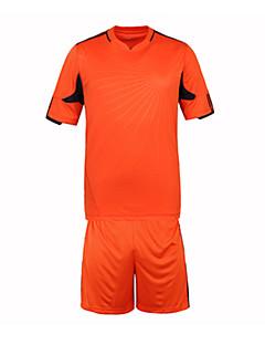 Fotball Joggedress Pustende Bekvem Sommer Klassisk Polyester Fotball