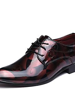 Bărbați Cizme pantofi Bullock Pantofi formale Cizme la Modă Piele Primăvară Vară Toamnă Iarnă Nuntă Party & Seară Plimbarepantofi Bullock