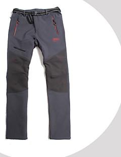 Miesten Softshell-housut UV suoja Tuulenkestävä Käytettävä Hengittävä Pants varten Juoksu Rento S M L