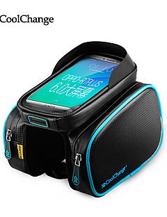 Cyklistická taška about2L Taška na kolo Taška na koloiPhone 5/5S Iphone 6/IPhone 6S/IPhone 7 Iphone 6 Plus/6S Plus/7 Plus Iphone 5 C