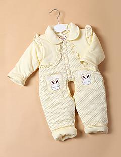 bébé Enfant Naissance Coton Baptême Pois Toutes les Saisons