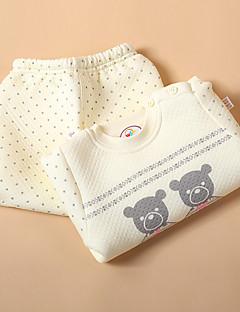 bébé Enfant Naissance Coton Baptême Image de Cartoon Ensemble de Vêtements,Dessin Animé Toutes les Saisons