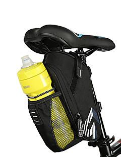 自転車用バッグ 2.5L自転車用サドルバッグ 多機能の 自転車用バッグ ポリスター サイクリングバッグ