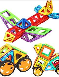 Bouwblokken Voor cadeau Bouwblokken Vliegtuig Kunststoffen 6 jaar en ouder Speeltjes