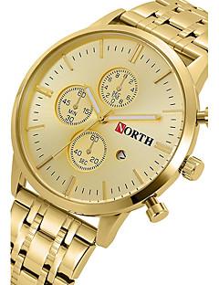 Homens Mulheres Relógio Esportivo Relógio Militar Relógio Elegante Relógio de Moda Relógio de Pulso Bracele Relógio Único Criativo