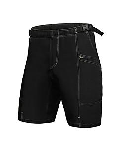 Jaggad Biciklističke kratke hlače s jastučićima Muškarci Bicikl Vrećaste hlače Donji Ποδηλασία 100% poliester JednobojniBrdski biciklizam