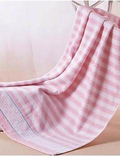 Banyo Havlusu Seti,Çizgi Yüksek kalite %100 Pamuk Havlu