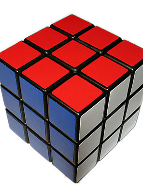 Sima Speed Cube 3*3*3 Rubik-kocka Fekete Elhalványulnak Műanyag