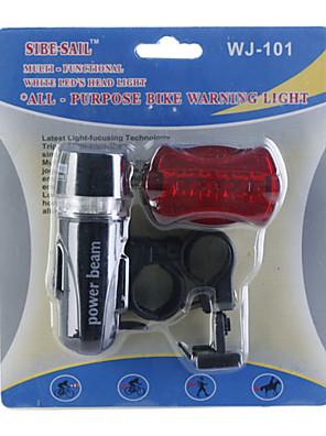 Cykellys / Forlygte til cykel / Baglygte til cykel LED Cykling AAA Lumens Batteri Cykling