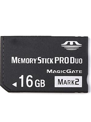 16 GB-os Memory Stick PRO Duo memóriakártya