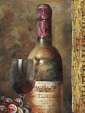 걸게 준비 NBL 스튜디오로 뻗어 캔버스 아트 여전히 삶의 와인 컬렉션 V