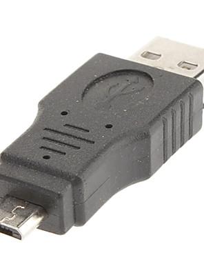 usb male naar micro usb male adapter