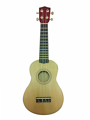 beginner multiplex sopraan kleine gitaar