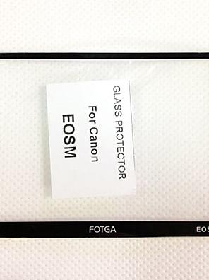 זכוכית מגן פאנל מסך LCD פרמיה fotga® למכונות EOS Canon