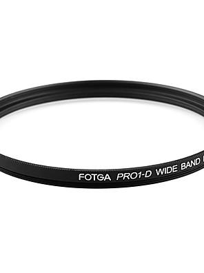 fotga® 72mm mc אולטרה דק pro10 רב מצופה UV מגן עדשה אולטרה-סגול מסנן