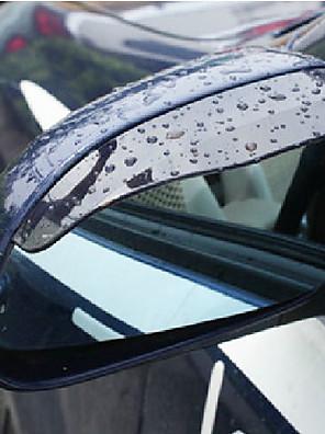 2X Bil Bakspejl Rain Water øjenbryn Cover Side Shield