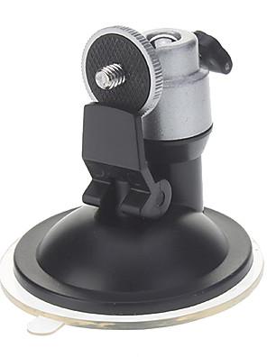 Universal Camera Sucker (sort + sølv)